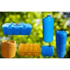 Как выбрать пластиковую емкость на дачу