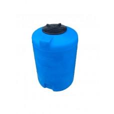 Емкость V-100, пищевая бочка пластиковая, бак для воды