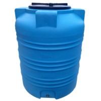 Емкость V-250 , пищевая бочка пластиковая, бак для воды