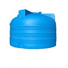 Емкость V-3000, пищевая бочка пластиковая, бак для воды