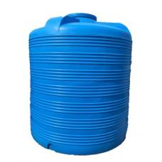 Емкость V-8000, пищевая бочка пластиковая, бак для воды